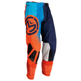 Moose Racing M1 Pants Orange/Blue