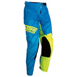 Moose Racing Qualifier Pants Blue/Hi-Viz