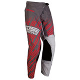 Moose Racing Qualifier Pants Charcoal/Grey/Red