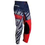 Moose Racing Qualifier Pants Red/White/Blue