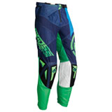Moose Racing Sahara Pants Navy/Green