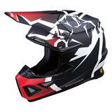 Moose Racing F.I. Agroid MIPS Helmet Red/Black