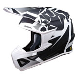 Moose Racing F.I. Agroid MIPS Helmet White/Black