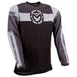 Moose Racing Qualifier Jersey Black/Grey