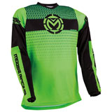 Moose Racing Qualifier Jersey Green/Black