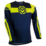 Moose Racing Qualifier Jersey Navy/Hi-Viz