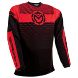 Moose Racing Qualifier Jersey Red/Black
