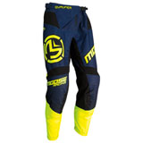 Moose Racing Qualifier Pants Navy/Hi-Viz