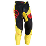 Moose Racing Sahara Pants Black/Yellow/Red