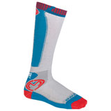 Moose Racing Sahara Socks Red/White/Blue