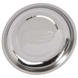"Motion Pro 6"" Stainless Steel Magnetic Parts Dish"