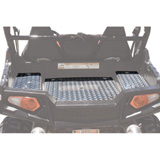 Moto Activ Diamond Plate Rear Deck Lid Kit