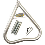 Motorsport Products Tri-Moto Stand Silver