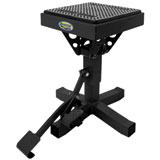 Motorsport Products P-12 Adjustable Lift Stand Black
