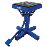 Motorsport Products P-12 Adjustable Lift Stand Blue
