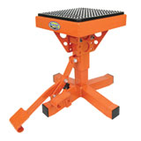 Motorsport Products P-12 Adjustable Lift Stand Orange