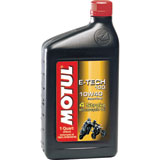 Motul E-Tech 100 100% Synthetic 4-Stroke Motor Oil