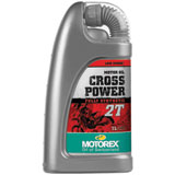 Motorex Cross Power Full Synthetic 2T 2-Stroke Oil