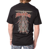 MotorCult Layin' Lines T-Shirt