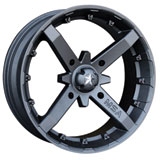 Motosport Alloys M23 Battle Wheel