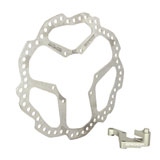 Moto Stuff Blade Oversize Brake Rotor Kit