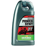 Motorex Power Synthetic 2T 2-Stroke Oil