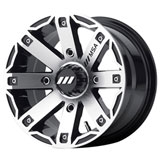 Motosport Alloys M27 Rage Wheel