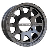 ATV Tires and Wheels Motosport Alloys Wheels