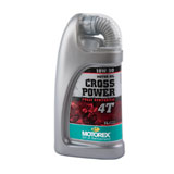 Motorex Cross Power 4T Motor Oil