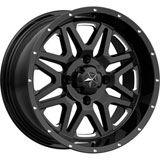MSA M26 Vibe Wheel Machined/Black
