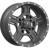 MSA M32 Axe Wheel Matte Grey