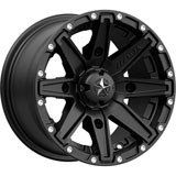 MSA M33 Clutch Wheel Satin Black
