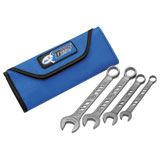 Motion Pro TiProlight Titanium Euro Combination Wrench Set