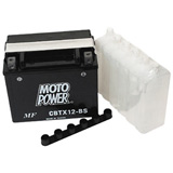Motor Power No Maintenance Battery with Acid