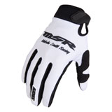 MSR Axxis Gloves 19.5 Black/White