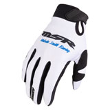 MSR Axxis Gloves 19.5 Blue/White