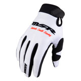 MSR Youth Axxis Gloves 19.5 Red/White