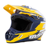 MSR SC1 Helmet Blue/Yellow