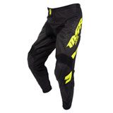 MSR Youth Axxis Pant 19.5 Black/Flo Green