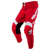 MSR Youth Axxis Pant 19.5 Red/White