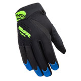 MSR NXT Gloves Flo Green/Blue