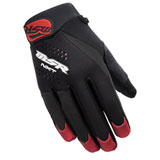 MSR NXT Gloves Grey/Maroon