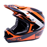 MSR 2020 Mav4 w/MIPS Helmet Black/Orange