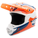 MSR SC1 Velocity Helmet Blue/Orange