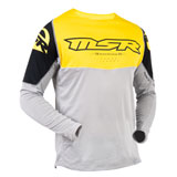 MSR NXT Jersey Grey/Yellow