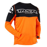 MSR NXT Jersey Orange/Black