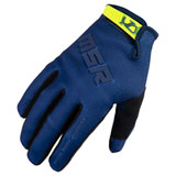 MSR NXT Preload Gloves Blue/Flo Green