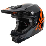 MSR Mav4 w/MIPS Helmet Black/Orange