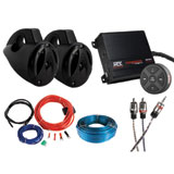 MTX Bluetooth Controlled Motorsports Sound Package - 2 Speaker