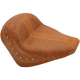 Mustang Studded Solo Motorcycle Seat